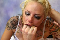Faye Runaway Hardcore large zwrxf blonde cock deepthroat facefucked faye runaway gagging group facials hardcore tattoo
