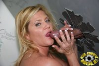 Ginger Lynn Hardcore galleries gloryhole ginger lynn engulfs black cock blowjobs