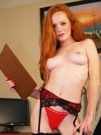 Heather Carolin Hardcore redhead heather carolin naughty secretary hardcore