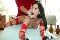 India Summer Hardcore large qoscxw bondage brotherlove fucking machine hardcore india summer