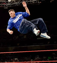 Jordan Blue Hardcore complex upload fill shane mcmahon blue jordan news mchmahon sneakers