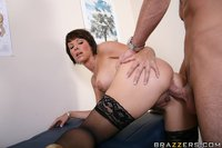 Kayla Synz Hardcore pics pictures busty milf uniform kayla synz filthy cunt fucked hardcore