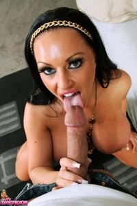 Kerry Louise Hardcore kerry louise fucks huge cock