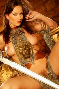 Kyla Cole Hardcore galleries kyla cole naked warrior princess