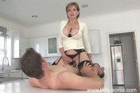 Lady Sonia Hardcore lady sonia get oral