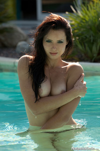 Natasha Belle Hardcore natasha belle submissions looking beautiful strips pool out bikini pic gallery