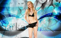 Nikita Laska Hardcore virtuagirl wallpaper sarka express epress virtual girls