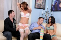 Nikki Daniels Hardcore veronica avluv hardcore nikki daniels swapping husbands