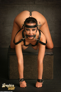 Sophia Santi Hardcore sophia santi galleries bondage love large